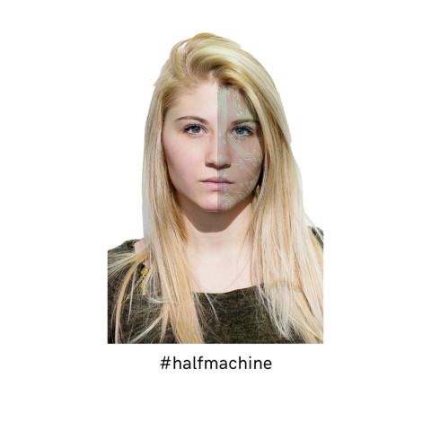 #halfmachine