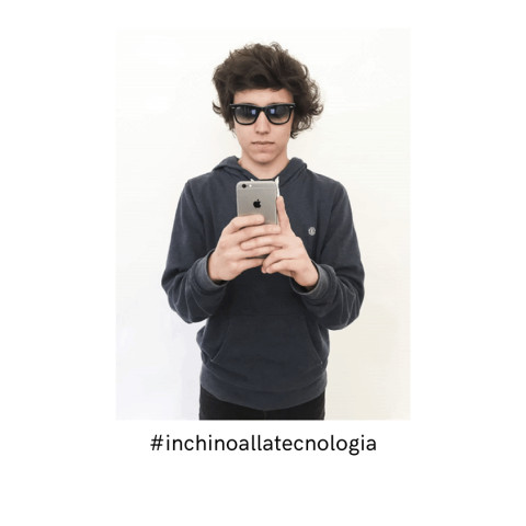 #inchinoallatecnologia