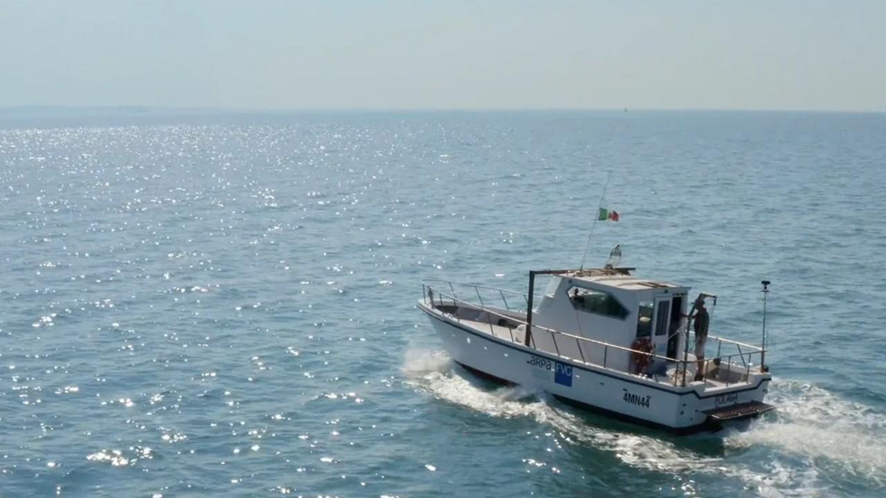 Il Mare Sottosopra, Il Nuovo Video Online